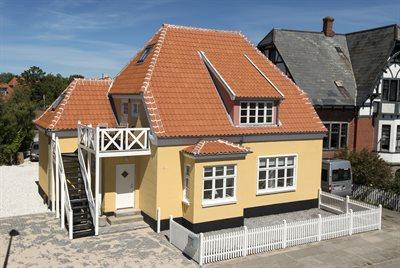 Gästbok Semester lägenhet i en stad 10-0077 Skagen, Østerby