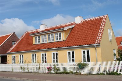 Ferieleilighet i by 10-0083 Skagen, Østerby