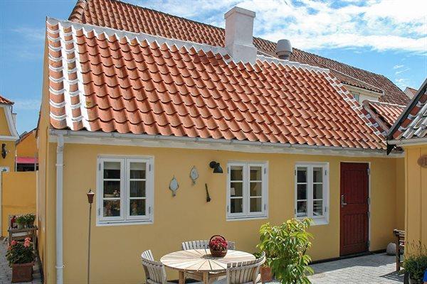 Ferienhaus Skagen, Midtby