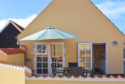 Gæstebog Sommerhus i by 10-0648 Skagen, Vesterby
