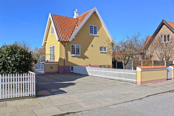 Ferienhaus in der Stadt 10-0657 Skagen, Vesterby