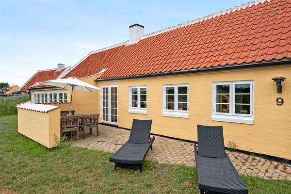 Sommerhus i by, 10-1062