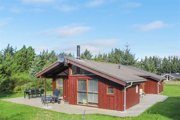 Holiday Home 11 1055 In Nr Rubjerg In Nw Jutland
