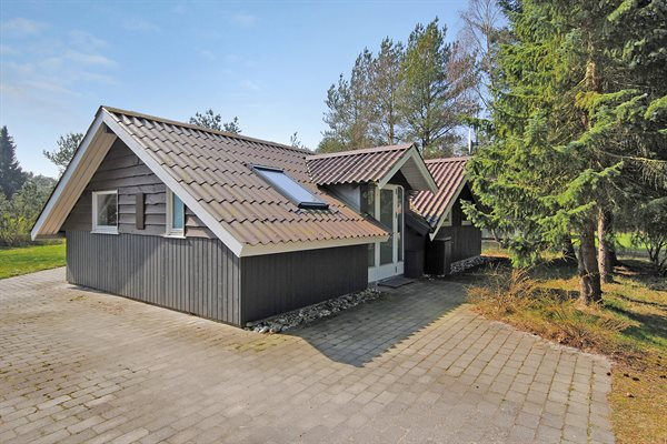 Holiday home 16-1015 Kollerup