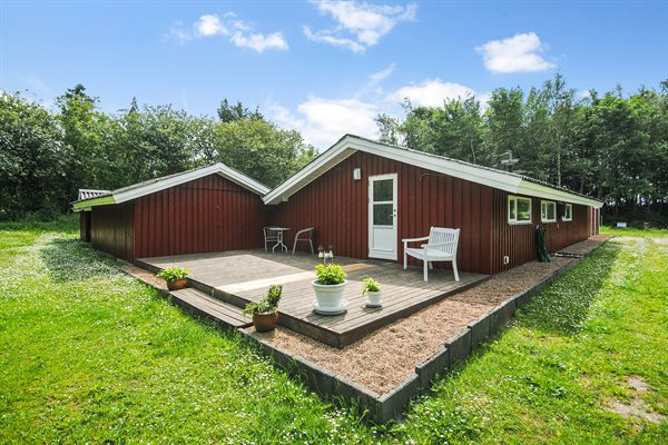 Holiday home 16-1065 Kollerup