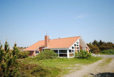Ferienhaus 22-1238 Söndervig