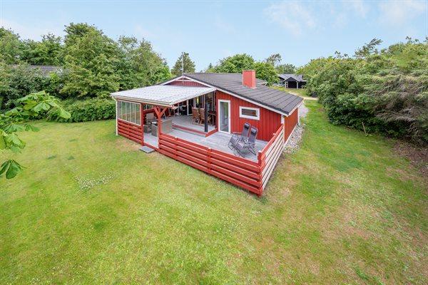 Ferienhaus 24-2004 Skaven Strand