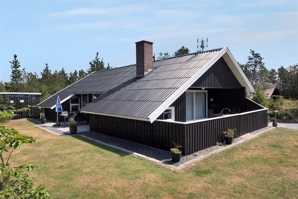 Holiday Home 24 3066 In Stauning In Western Jutland