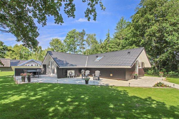 Ferienhaus Kvie Sø