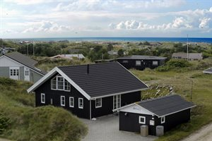 Ferienhaus, Fan�, Rindby Strand