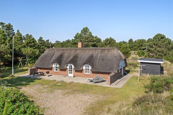 Sommerhus 29-2621 Rømø, Vesterhede