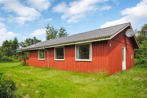 Sommerhus Limfjordslandet