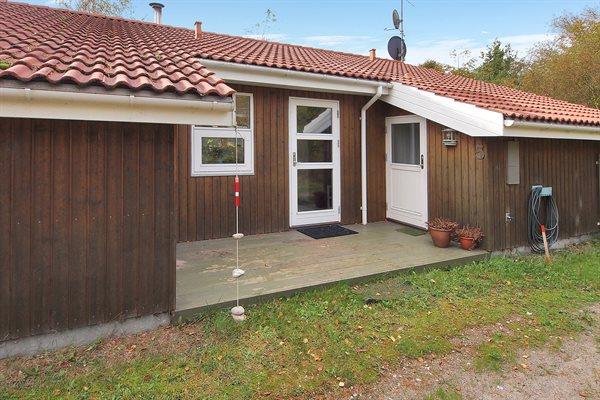 Ferienhaus Bisnap, Hals