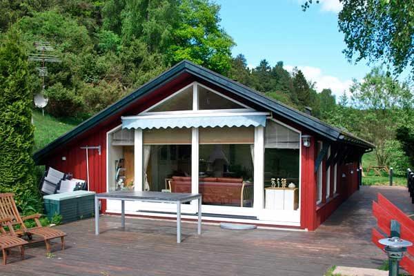Ferienhaus 46-1501 Hegedal, Hobro