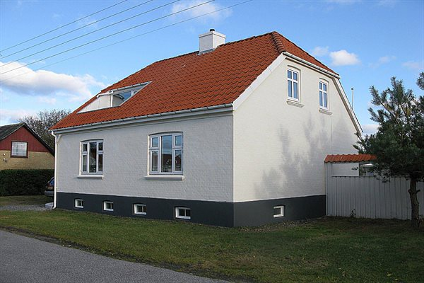 Ferienhaus Læsø, Vesterø