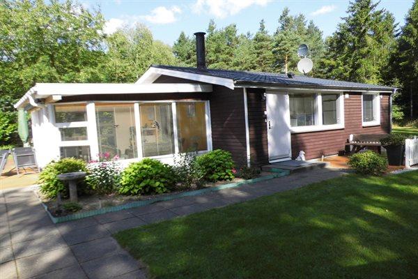 Sommerhus 52-0542 i Fuglslev på Djursland og Mols