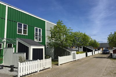 Sommerhus i ferieby 52-3527 Ebeltoft
