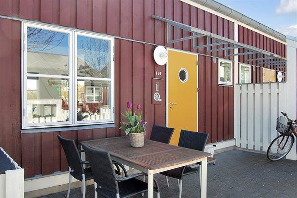 Sommerhus i ferieby 52-3595 Ebeltoft