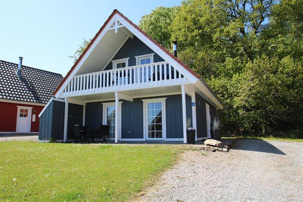 Sommerhus i ferieby, 64-3814