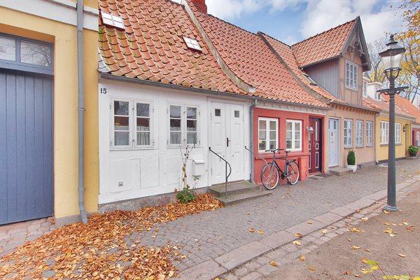 Ferienhaus in der Stadt 72-5721 Bogense