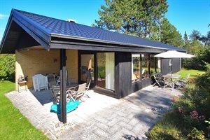 Ferienhaus 93-0639 Hornbäk