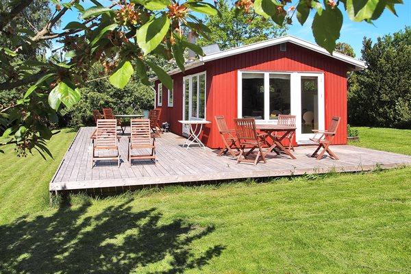 Ferienhaus Udsholt Strand