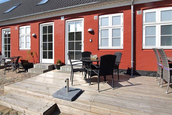 Ferienwohnung in einem Ferienresort 95-4765 Aakirkeby