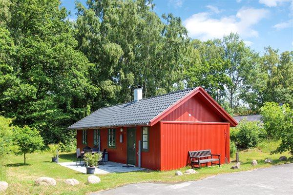 Sommerhus i ferieby, 95-9010