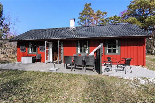 Ferienhaus in einem Ferienresort 95-9038 Dueodde Ferieby
