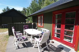 Holiday home in a holiday village, Dueodde Ferieby