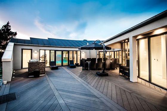 Store sommerhuse udlejes - sommerhusudlejning med luksus