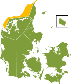 North-western Jutland