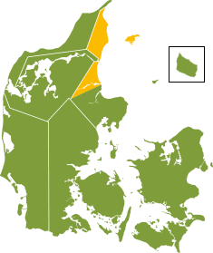 North-eastern Jutland