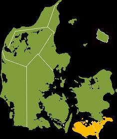 Lolland, Falster und Mön