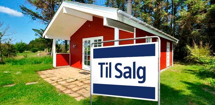 Udlej dit sommerhus til salg
