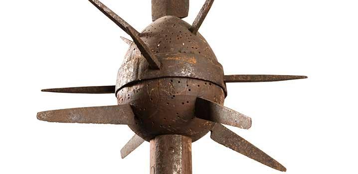 Torturinstrument i museet Rådhussamlingen / Rådhussamlingen