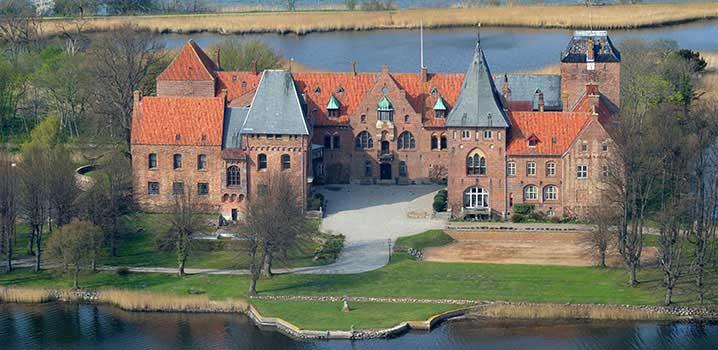 Bygningsværker, Danmark