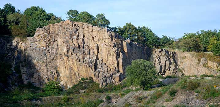 Einmalige Natur auf Bornholm