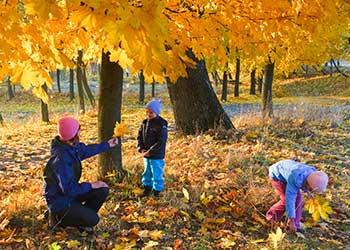 Herbstferien in Dänemark