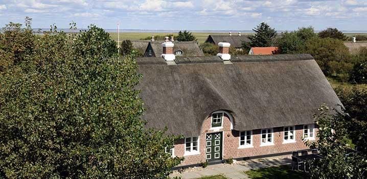 Lad et luksussommerhus danne rammen om familieferien på Fanø