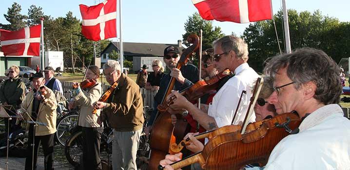 Tag i sommerhus og oplev stemningen på Fanø