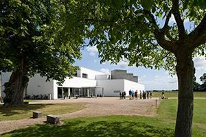 Fuglsang Kunstmuseum facade