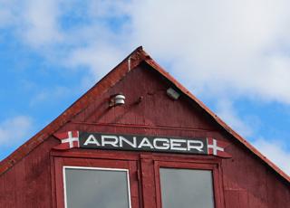 Hold ferie i sommerhus i Arnager på Bornholms sydkyst
