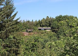 Sommerhuse i det smukke og kuperede skovområde bag Bryrup Langsø