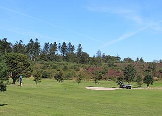 Dejbjergs golfbane byder på udfordringer for alle