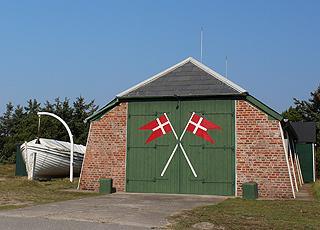 Redningshuset i Fanø, Nyby