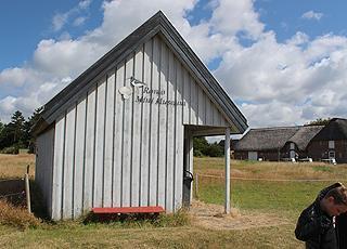 Besøg Rømø Mini Museum ved Naturcenter Tønnisgård i Kongsmark og se en udstilling om fugle
