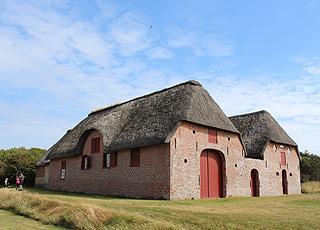 Kommandørgården i Toftum på Rømø er et intakt hvalfangerhjem fra 1700-tallet