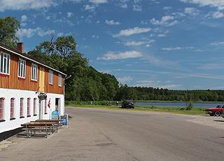 Charmerende spisested ved den idylliske Rørbæk Sø