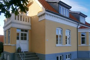 Stuga i en stad, 10-0072, Skagen, Østerby